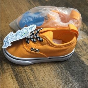 Vans for toddlers BRAND NEW!!!